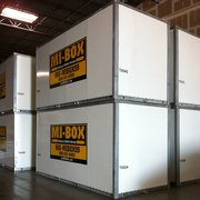 MI-BOX Moving & Mobile Storage of Dallas - Self Storage - 10427 ...