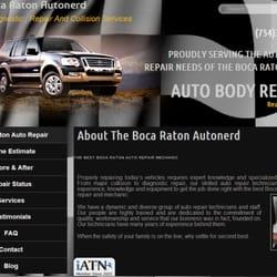 Boca Raton Mobile Auto Repair