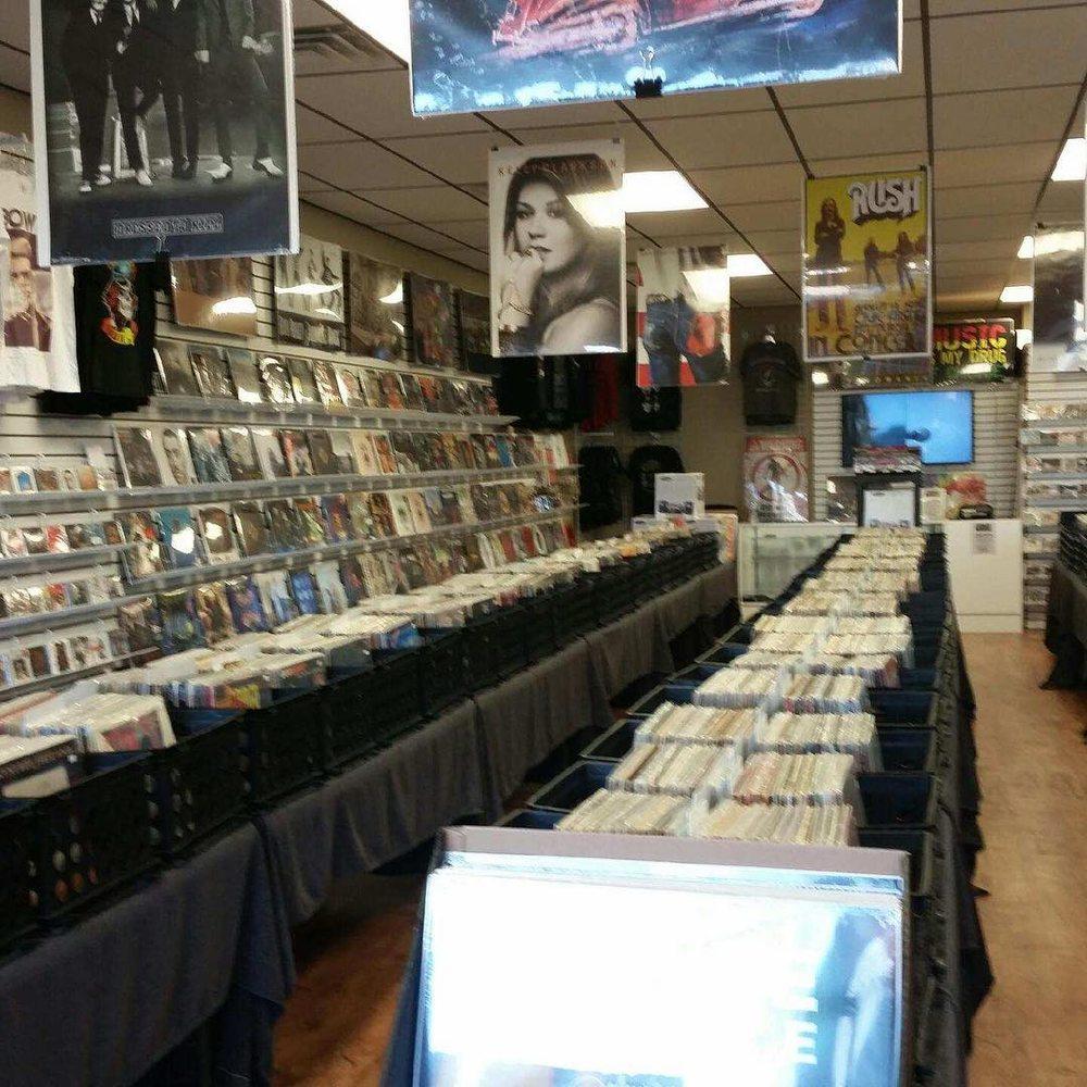 Rock Star Records: 810 E Main St, Tupelo, MS
