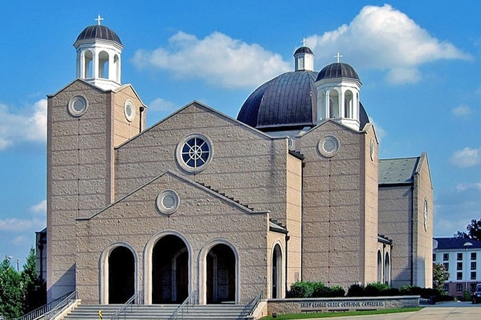 Saint George Greek Orthodox Church - 10 Photos - Churches ...