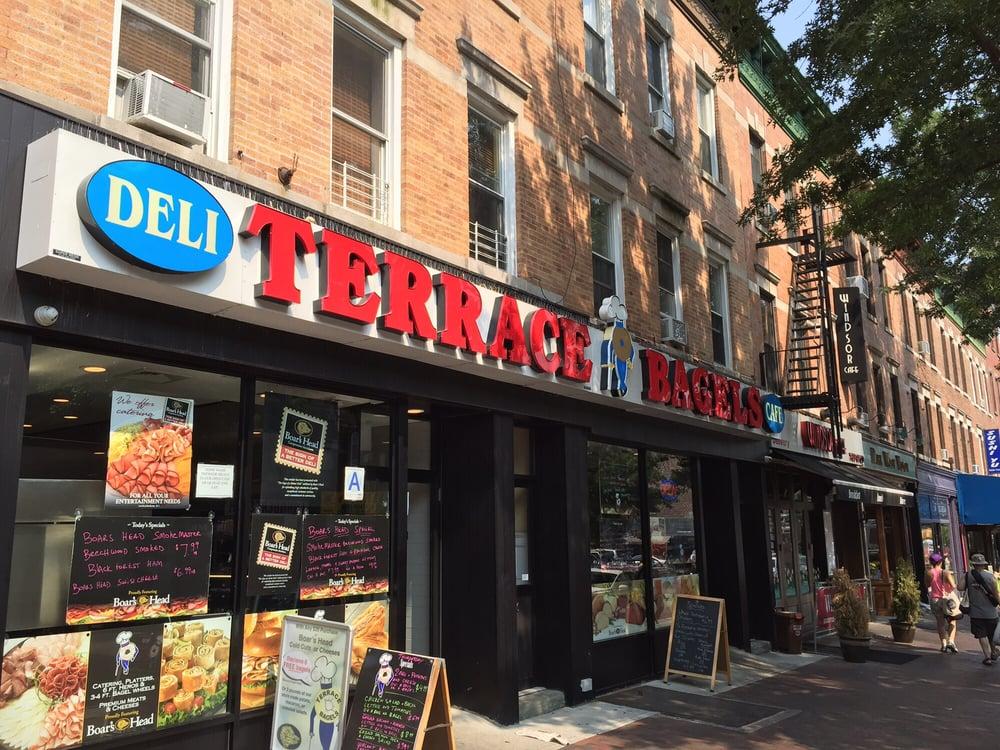 Zdjęcie firmy Terrace Bagels - Brooklyn, NY, Stany Zjednoczone. Selfie