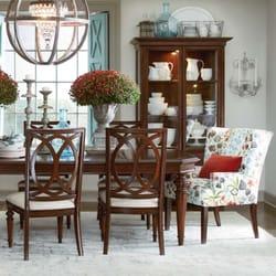 Davids Furniture  Interiors  Photos Home Decor  New - Bassett dining room sets