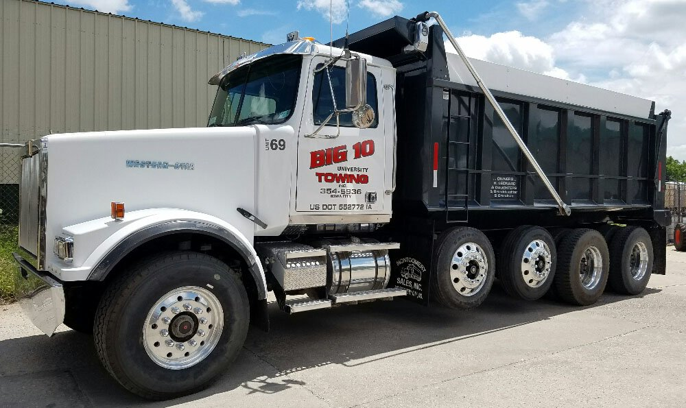 Towing business in Iowa City, IA