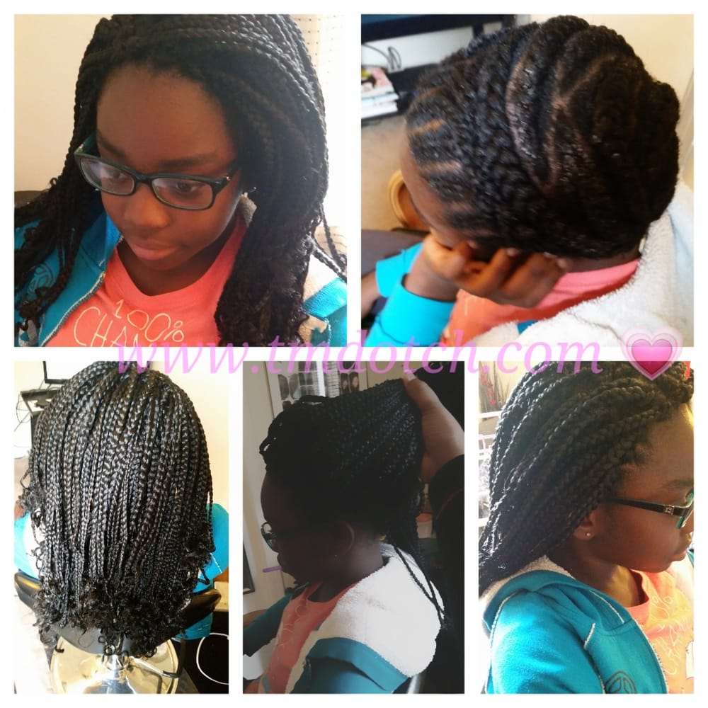 Crochet Box Braids Individual : How To Crochet Single Braids - Braids
