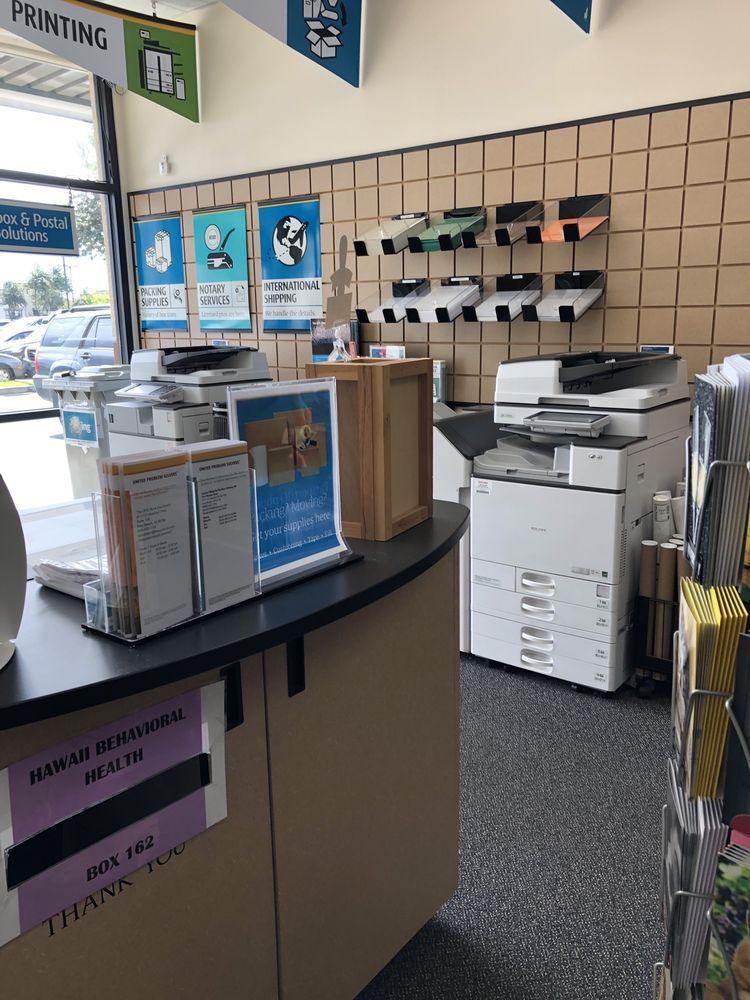 The UPS Store: 91-1121 Keaunui Dr, Ewa Beach, HI