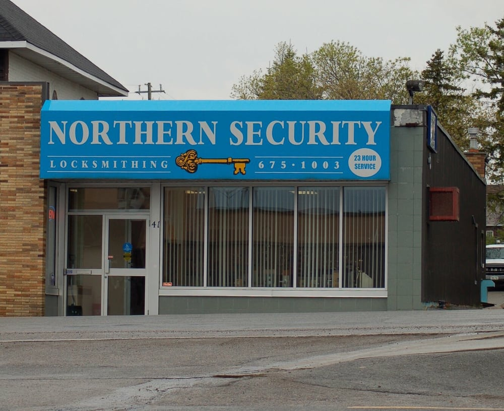 Northern Security - Keys & Locksmiths - 41 Lorne Street, Sudbury, ON ...