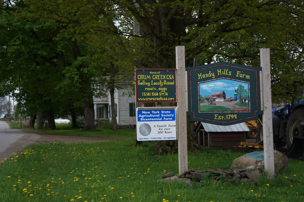 Crum Creek CSA: 200 Crum Creek Rd, Saint Johnsville, NY