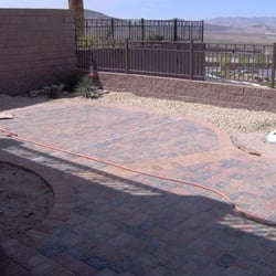 Photo Of DesertScapes Lawn Care   St. George, UT, United States. Brick.  Brick Paver Patio