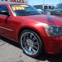 Phoenix Auto Sales >> Robles Auto Sales Car Dealers 1441 E Van Buren St