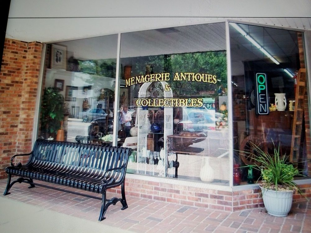 Menagerie Antiques & Collectibles: 1028 Broad St, Camden, SC
