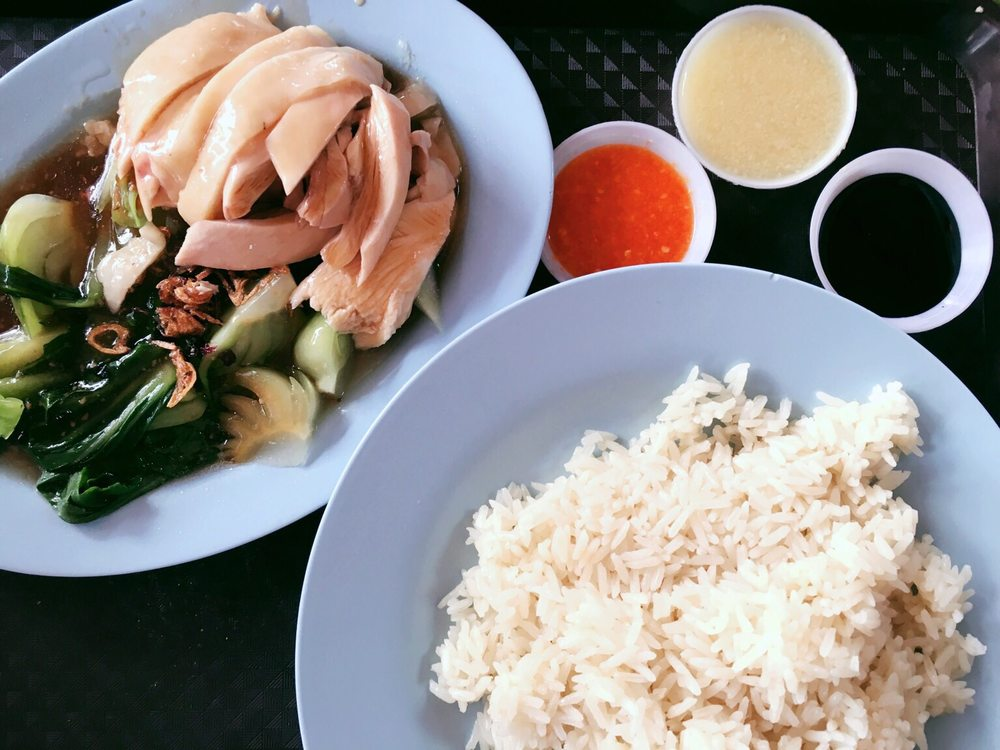 Ah Tai Hainanese Chicken Rice
