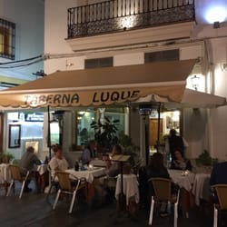 Photo Of Taberna Luque Córdoba Spain Delightful Outdoor Dining