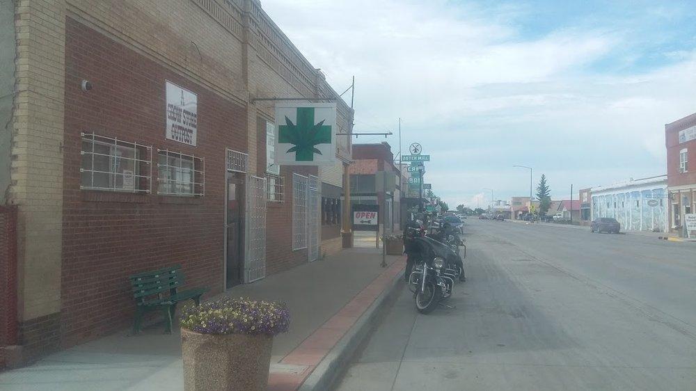 High Valley Antonito Retail Cannabis: 315 Main St, Antonito, CO