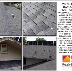Photo Of Peak To Peak Roofing   Denver, CO, United States. Peak To ...