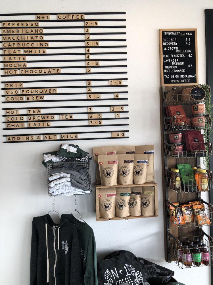 N+1 Coffee: 251 3rd St SW, Winter Haven, FL