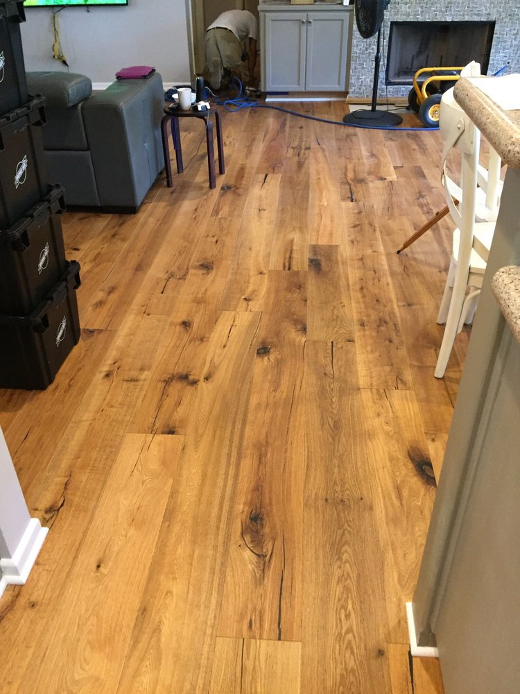 My New Wood Floors From Boatright Yelp