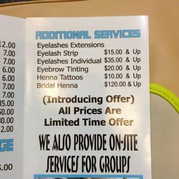 Feah Brow Beauty - Waxing - 3500 Oleander Dr, Wilmington, NC ...