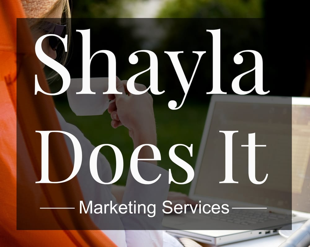 Shayla Does It Business Services
