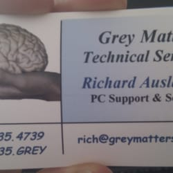 Grey Matter Technical Services - San Francisco, CA, United States