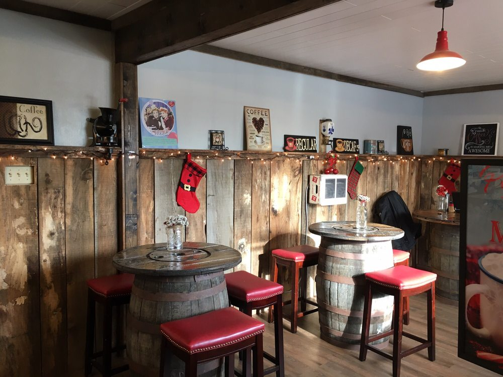 Rustic Joe's Coffee House: 4983 National Pike, Markleysburg, PA