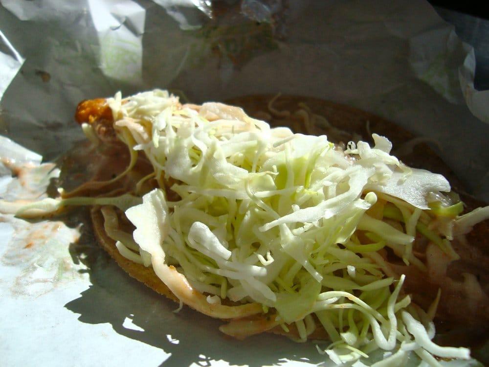 Fish taco d yelp for Rubio s coastal grill the original fish taco