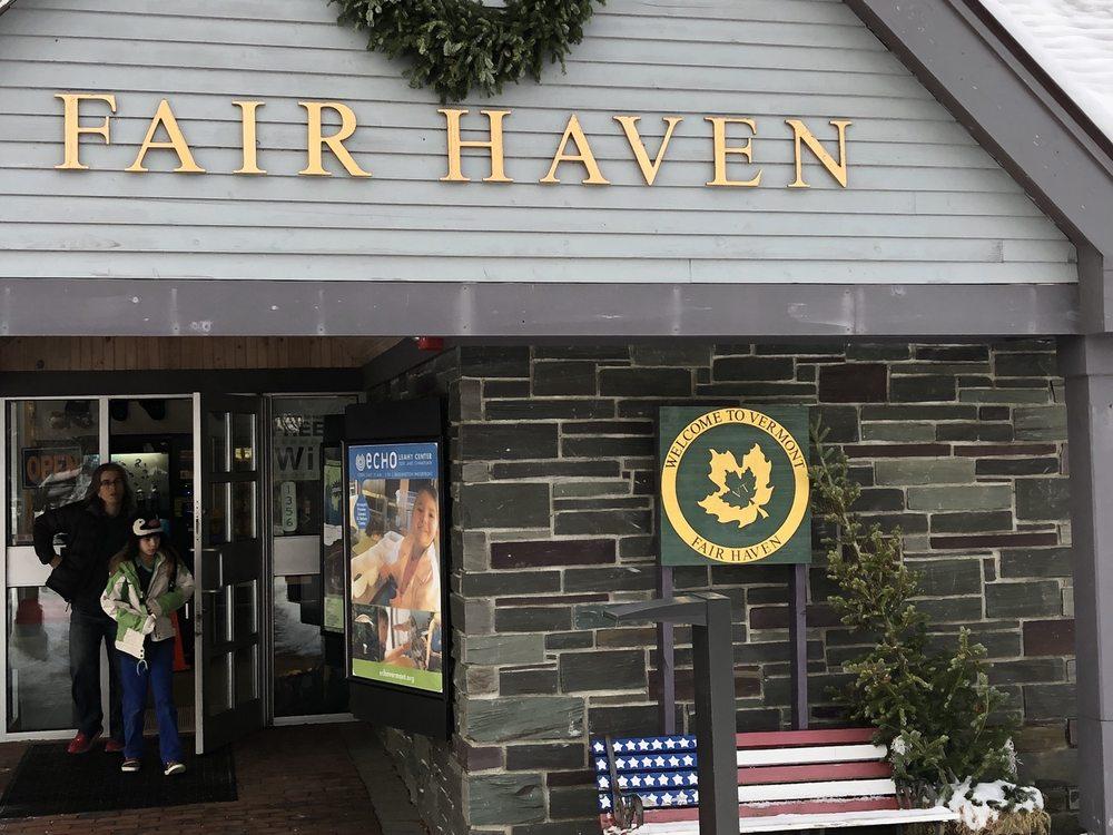 Vermont Welcome Center: 1356 Prospect St Rte 4 E, Fair Haven, VT