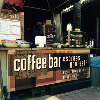 coffee bar. Photo Of Espress Yourself Coffee Bar - Pasadena, CA, United States. Very Cool O