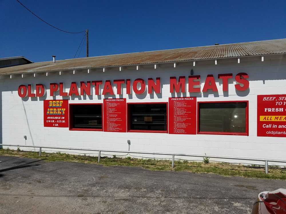 Old Plantation Meats: 2127 E Highway 199, Springtown, TX