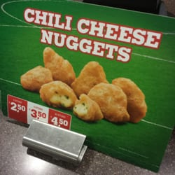 chili cheese nuggets burger king
