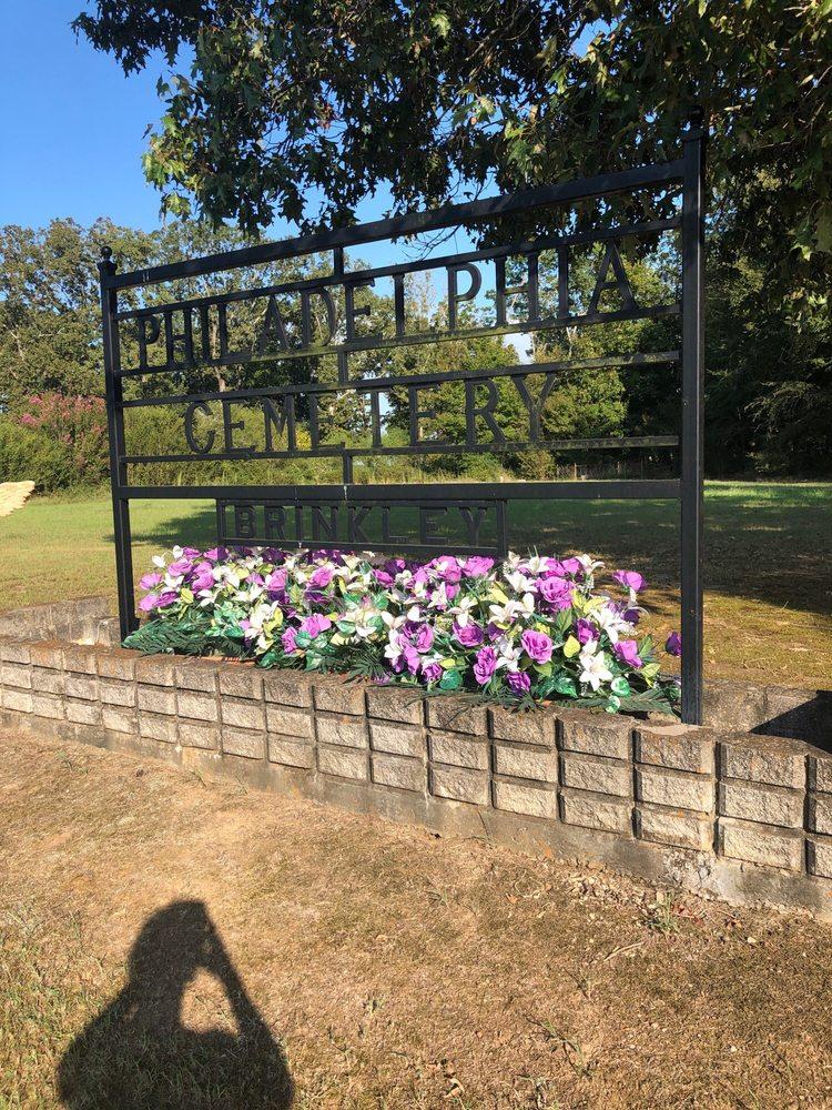 philadelphia cemetery: 9008 AR-302, Brinkley, AR
