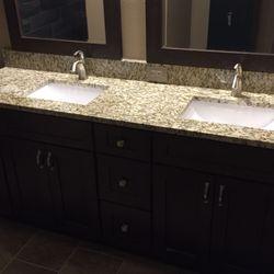 Sai Home Creations Photos Building Supplies Williams - Bathroom cabinets tampa fl