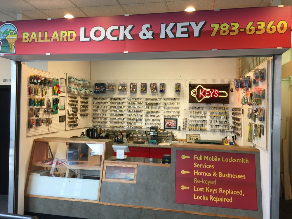 Ballard Lock & Key