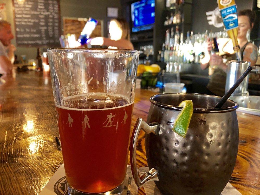 The Bunker Bar: 702 N Spokane St, Post Falls, ID