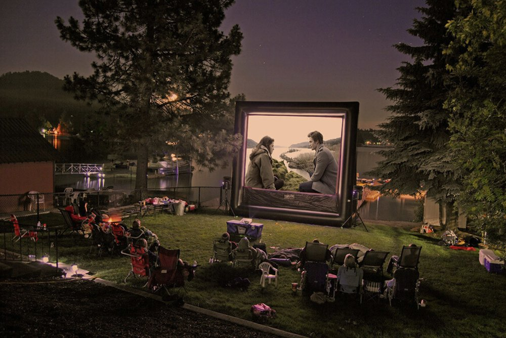 FunFlicks Outdoor Movies - Bakersfield