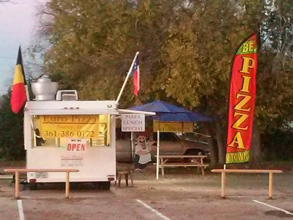 Euro Pizza: Bastrop, TX
