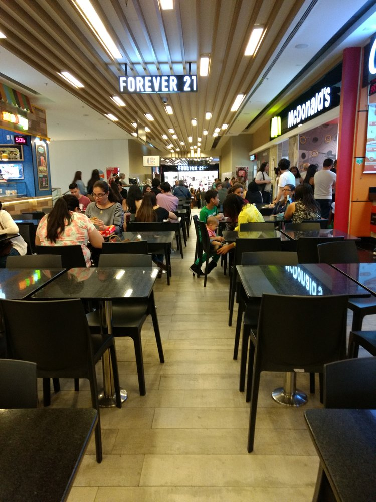 Top Center Shopping