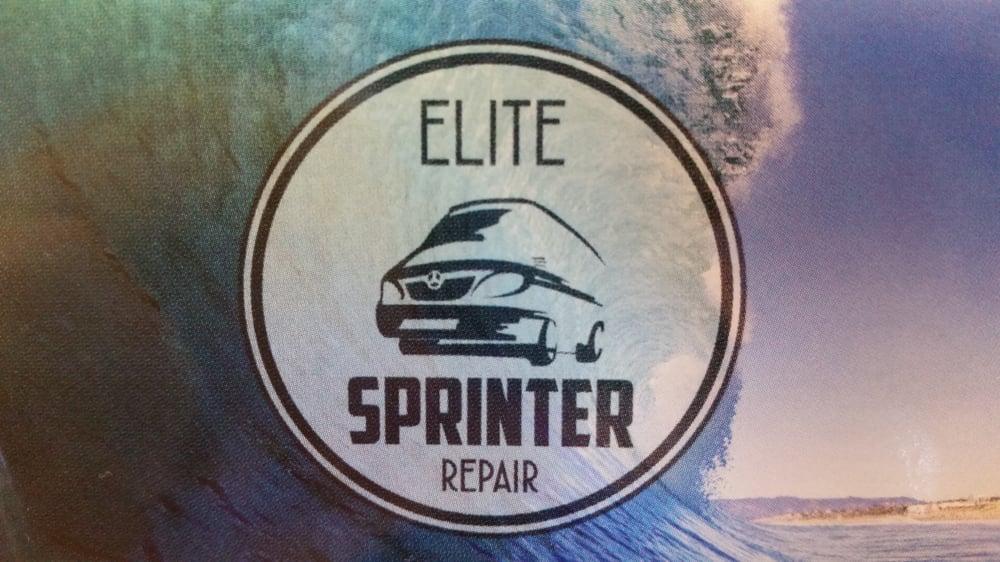 Elite sprinter repair auto repair 27622 camino for Mercedes benz oil change near me