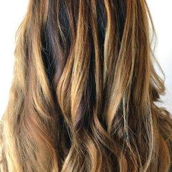 Balayage Hair Color By Tony Castro 11 Photos Hair