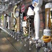 World of beer 128 photos 92 reviews american - American gardens west 7th fort worth ...