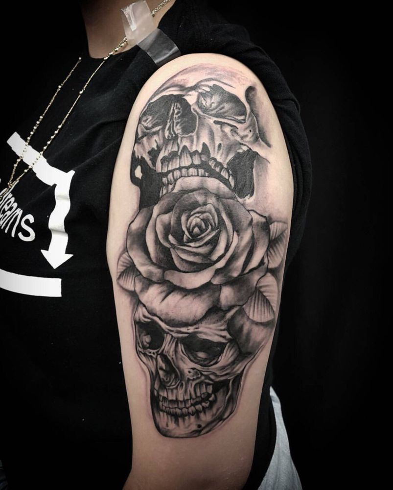 Pete & Cubo's Tattooing & Body Piercing: 88-09 101st Ave, Ozone Park, NY