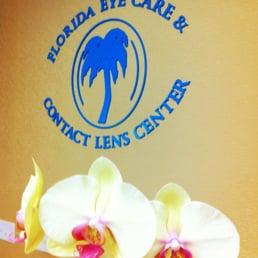 Photo of Florida Eye Care & Contact Lens Center - Boca Raton, FL, United States. Florida Eye Care & Contact Lens Center. A full service Optical.