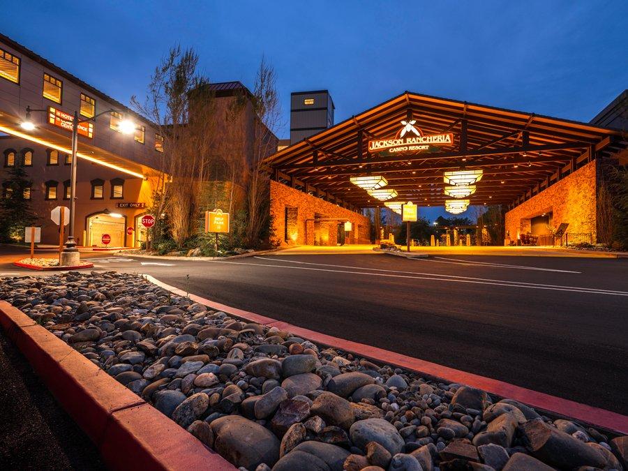 Jackson Rancheria Casino Resort: 12222 New York Ranch Rd, Jackson, CA