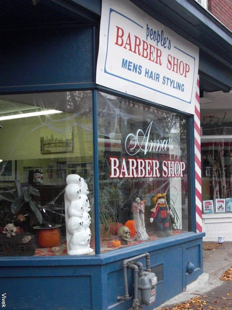 Peoples Barber Shop