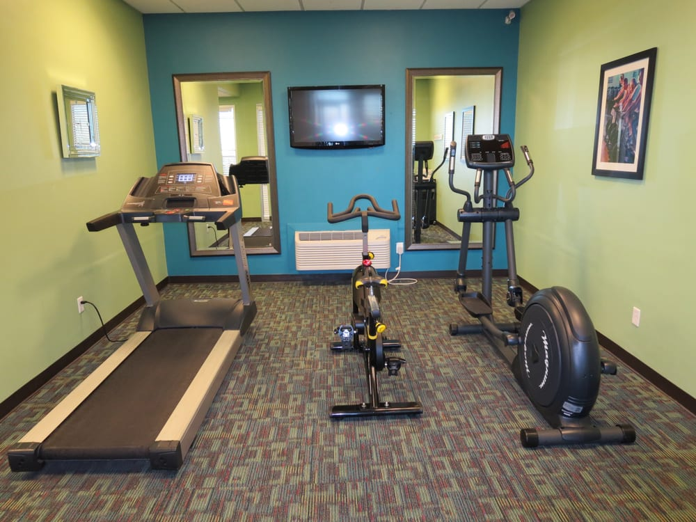 Fitness center yelp for Wyndham garden midland midland tx