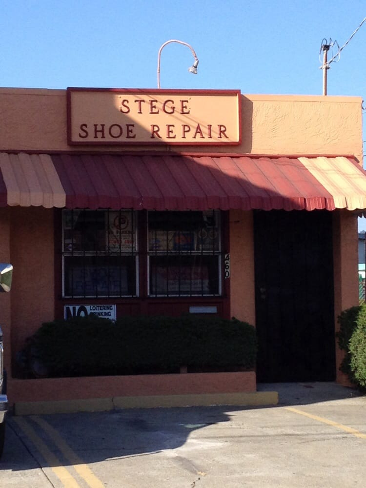 Stege Shoe Repair: 460 Stege Ave, Richmond, CA