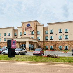 Photo Of Comfort Suites Batesville Ms United States