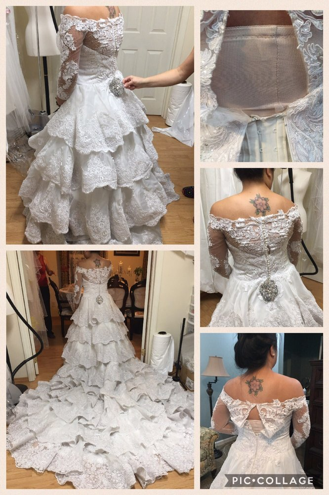 Couture Bridal - Wedding Alterations By Jablonska