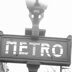 Métro Franklin D. Roosevelt - Public Transport - Rond Point des ...