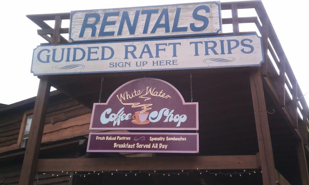 White Water Coffee Shop: 6 Negley St, Ohiopyle, PA