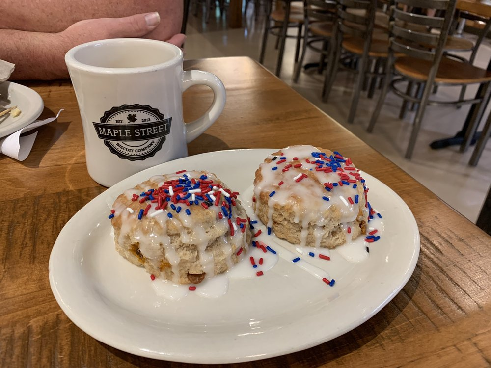 Maple Street Biscuit Company - Tioga